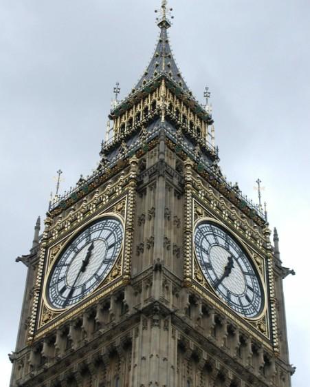 英国 伦敦大本钟